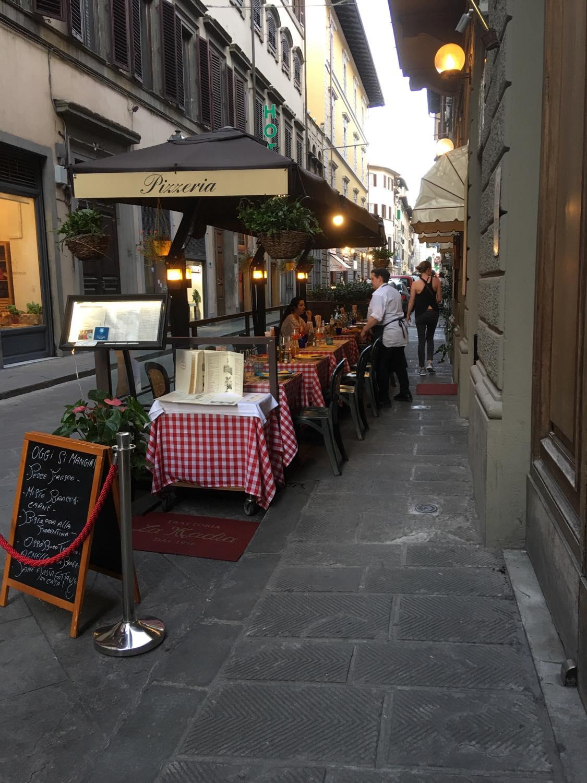 Restaurant i Firenze